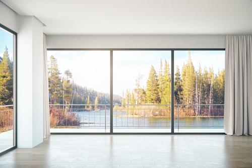 okna panoramiczne